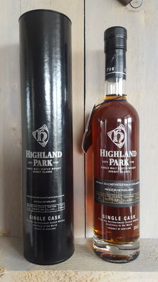 Highland Park Single Cask 12 years old - cask No.974