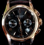 Check out our Hamilton Jazzmaster Chrono H32646595  –  wristwatch  –  modern