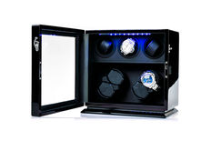 Premium Watch winder for 7 automatic watches NEW