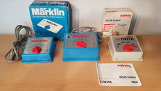 Marklin H0 - 6604/6631/37540 - Transformatoren 10VA/30VA and Delta control