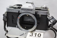 Nice Fujica AX-5 body only 1980