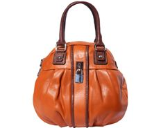 Bowling ball in genuine leather – Calfskin – Florence, Tuscany