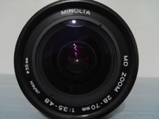 Minolta MD Zoom 28-70mm 1:3.5-4.8 o55mm