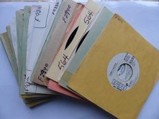 Various Promo's & Dem's Singles from the 1970s Including 30 singles