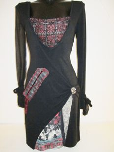 Save the Queen designer dress, new without tags