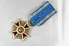Medal Officer of the Order of the Crown of Romania