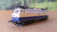 "Märklin H0 - From set 28503 - Express locomotive ""Rheingold"" BR E-10 of DB"