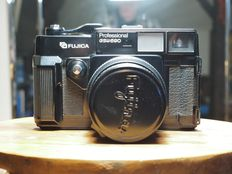 Fuji Fujica Professional GSW690  Middenformaat meetzoeker camera