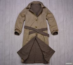Burberrys London - Reversible Trench Coat