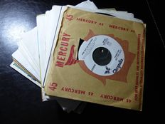 Promo's & Demo's Singles from the 1980s Including 30 singles