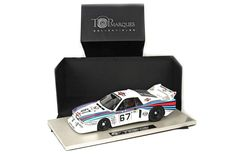 Top Marques Collectibles - Schaal 1/18 - Lancia Beta Montecarlo Turbo #67 24h Le Mans 1981