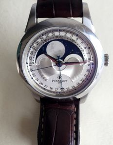 PERRELET MOON Ref. no. A1039. - men's wristwatch- around 2011