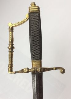 French sword ± 1800