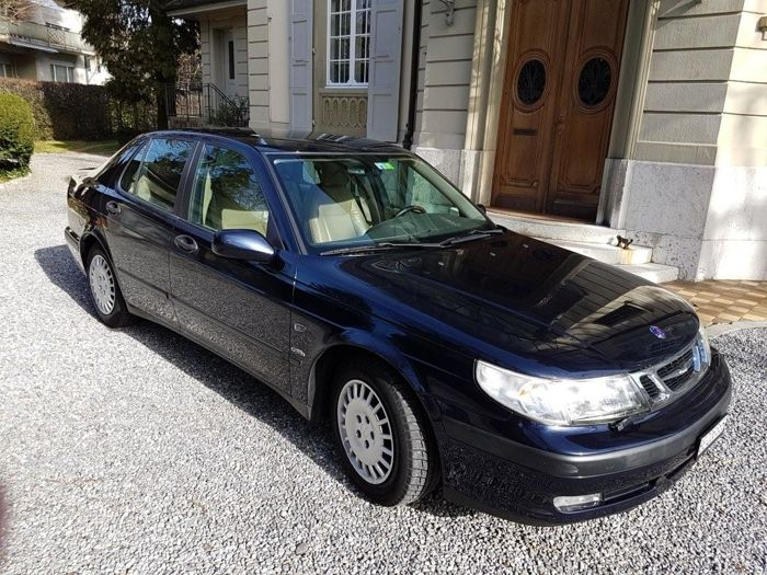 saab 9 5 griffin sondermodell 3 0 v6 turbo 2001 catawiki. Black Bedroom Furniture Sets. Home Design Ideas