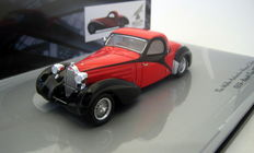 Minichamps - Scale 1/43 - Bugatti Type 57C Atalante 1939 - The Mullin Museum Collection
