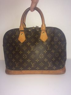 Louis Vuitton – Alma – handbag.