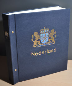 The Netherlands 1907/1997 – Collection in a Davo album