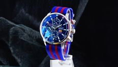 MAURICE LACROIX Special Edition FC Barcelona Pontos S Automatic men's watch - 2017.