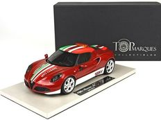 Top Marques Collectibles - Schaal 1/18 - Alfa Romeo 4C SBK 2014