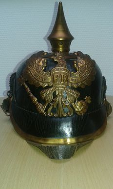 Spiked Helmet - Germany (Pickelhaube)