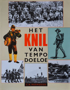 Dutch Indies; Lot with 5 books about the KNIL and the police actions - 1982/2005