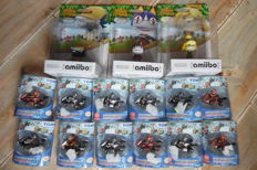 Lot off 15 new Nintendo figures