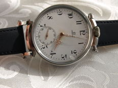Omega men's marriage wristwatch 1916-1918