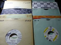 Promo's & Demo's :Various  Singles from the 1980s Including 30 singles