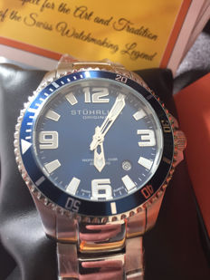 Stuhrling Original - Men's wristwatch - 2016