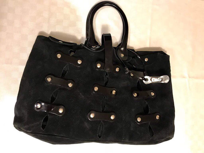 D&G – Large bag with removable lining