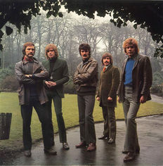 Huge Moody Blues Collection: 13 albums ( 17 LPs 1967-1984) + 3 DVD-box (limited edition) in EX-NM condition