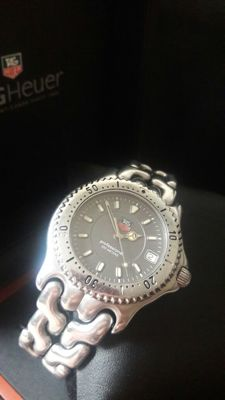 Tag Heuer professional 2000 - Men's wristwatch - 1990's