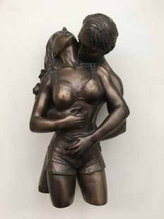 Decorative; Olivier Tupton - Summer of Passion - Late 20th century