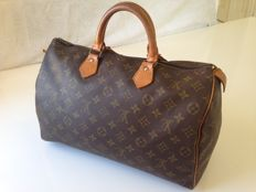 Louis Vuitton – Speedy 35 - handbag