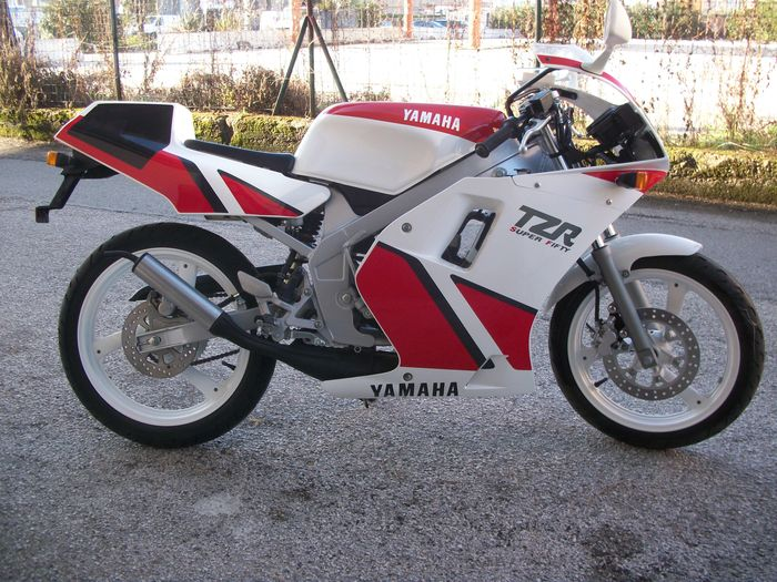 yamaha tzr 50cc super fifty 1989 catawiki. Black Bedroom Furniture Sets. Home Design Ideas