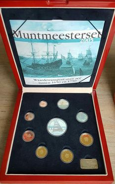 "The Netherlands – year pack/ year collection 2005, ""Mint Master set"""