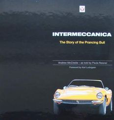 Book : Intermeccanica - The Story of the Prancing Bull -  191 pages