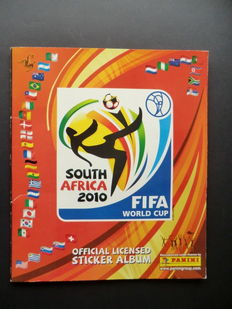 Panini - FIFA World Cup - South Africa 2010 - Complete album - In wonderful condition.