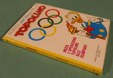 Walt Disney - 8x Topolino issues, still wrapped, from no. 1066 to no. 1073, Olympic Games 1976, with gadgets - (1976)