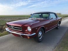 Ford - Mustang Coupé - V8 - 1966