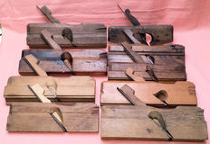 Lot of 9 old planes - most of which can still be used