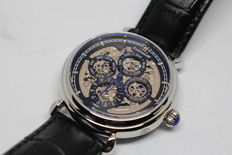 Thomas Earnshaw Grand Calendar  – men's wristwatch – 2017 – never worn / new