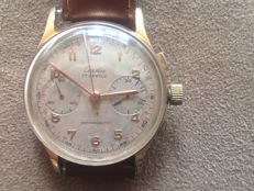 CREDOS chronograph - men's wristwatch-17Jewels-Antimagnetic - vintage 40s/60s