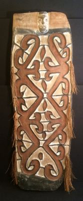 Shield - Asmat - West Papua