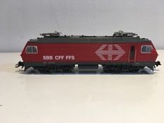 Märklin H0 - uit set 29515 - Electric locomotive RE 4/4 of the Swiss railways