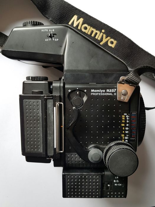 Mamiya RZ67 pro II and accessories - Catawiki