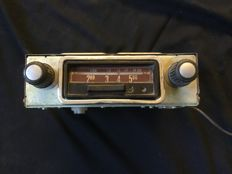 PHILIPS 6 volts car radio for VW PORSCHE 356 1960s