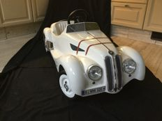 BMW 328 1928 pedal car convertible - 115 x 52 cm