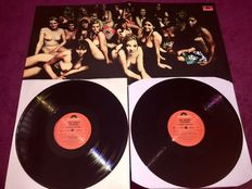 "Jimi Hendrix Experience - ""Electric Ladyland"" 2lp Nude Cover UK press"
