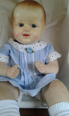 Raynal - baby doll - France.